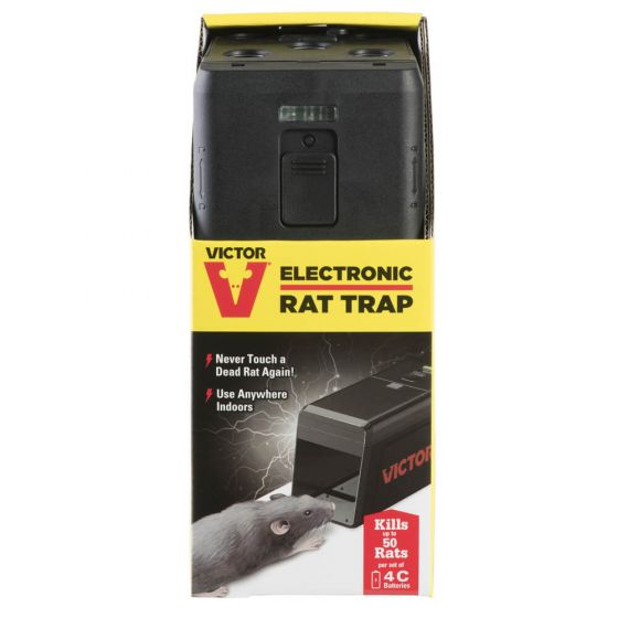Victor Electronic Rat Trap - Cheshire, UK