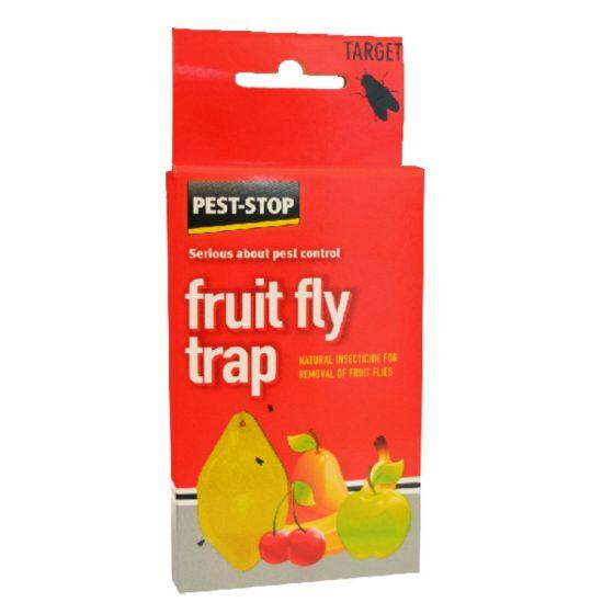 Pest-Stop Fruit Fly Trap