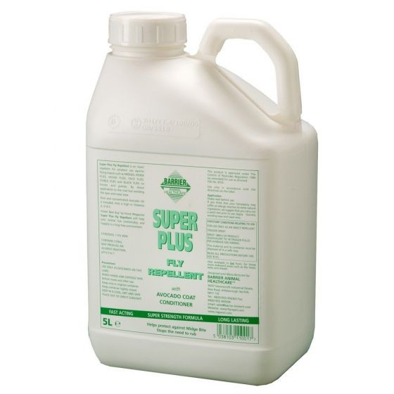 Barrier Super Plus Fly Repellent 5L