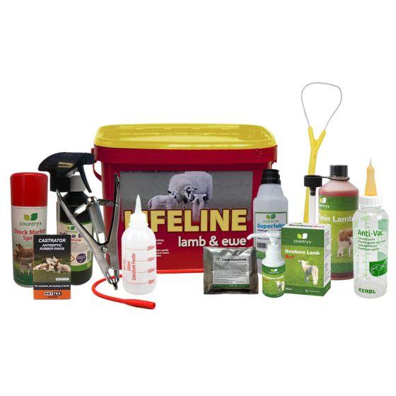 Lambing Survival Kit
