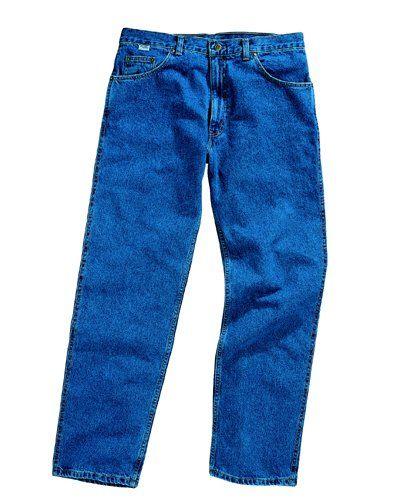 Hoggs of Fife Comfort Fit Jeans Dark Stonewash