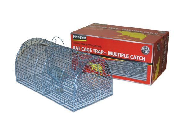Pest-Stop Multicatch Rat Cage Trap