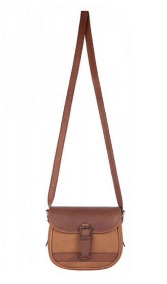 Dubarry Ladies Ballymena Saddle Bag Brown