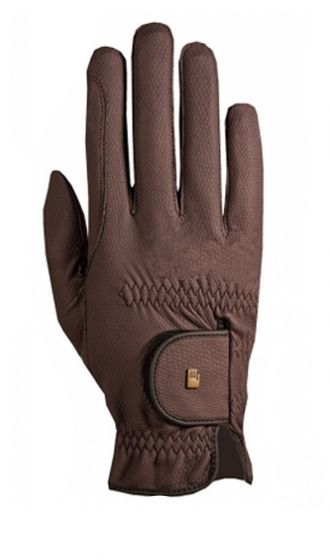 Roeckl Chester Riding Gloves Brown