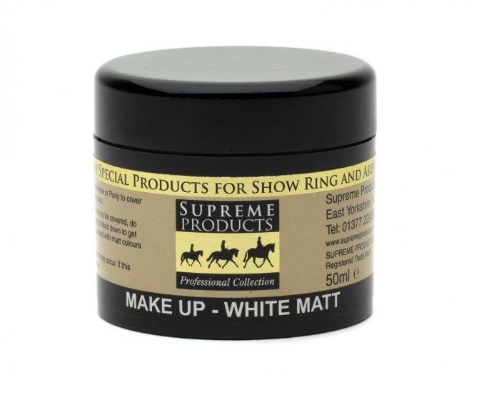 Supreme Products Make Up White Matt 50g