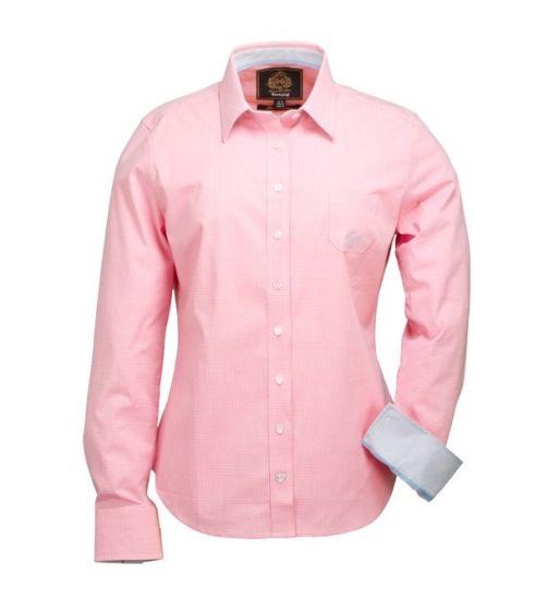Toggi Ladies Cabrilla Gingham Shirt Peony Check
