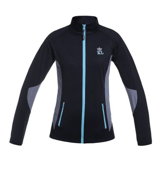 Kingsland Ladies Lisa Fleece Jacket Green