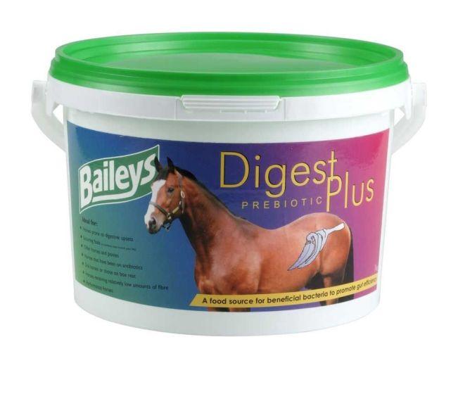 Baileys Digest Plus Prebiotic Supplement 1kg