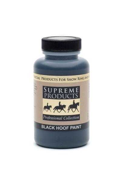 Supreme Products Hoof Paint Black 236ml