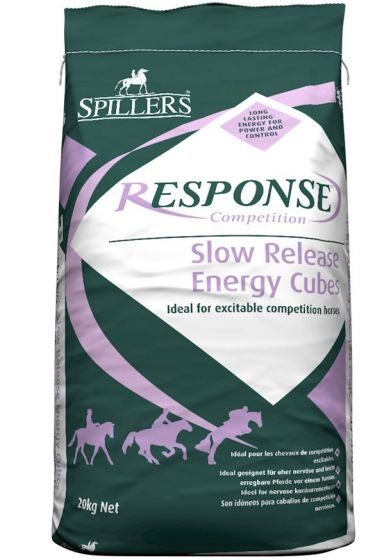 Spillers Response Slow Release Energy Cubes Horse Feed 20kg