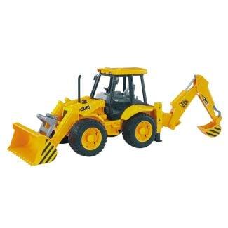 Bruder JCB 4X Backhoe Loader Toy