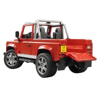 Bruder Land Rover Defender Pick Up Toy