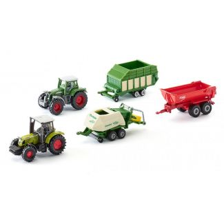 Siku Agriculture Gift Set Toy