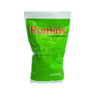 Rumenco Rumins Stay Dray Cattle GP Mineral 25kg