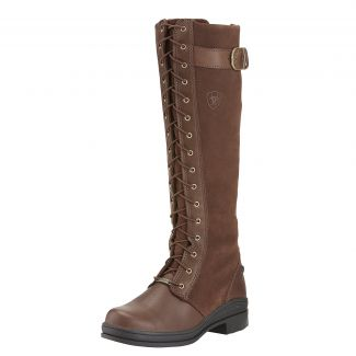 Ariat Ladies Coniston Country Boot Chocolate