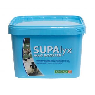 Rumenco SUPAlyx Mag Booster Mineral Bucket 22.5kg