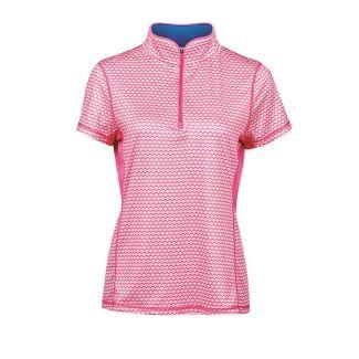 Dublin Ladies Kylee Printed Short Sleeved Shirt - Chelford Farm Supplies