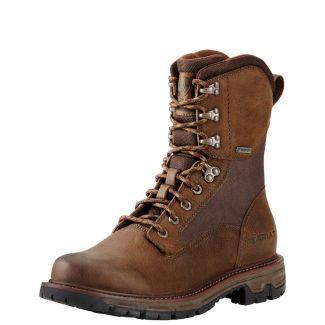 Ariat Mens Conquest 8'' Gore-Tex Outdoor Boot - Chelford Farm Supplies