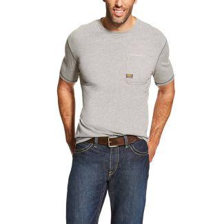Ariat Mens Rebar Workman T-Shirt