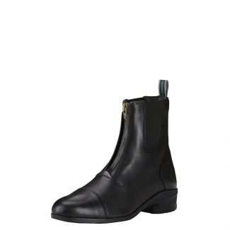 Ariat® Mens Heritage IV Zip Black