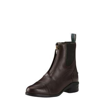 Ariat® Ladies Heritage IV Zip Boot Light Brown