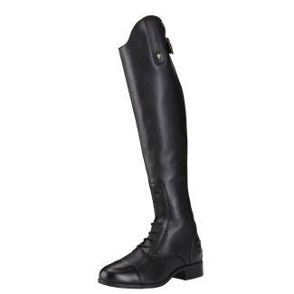Ariat® Ladies Heritage Contour II Field Zip Boot Black
