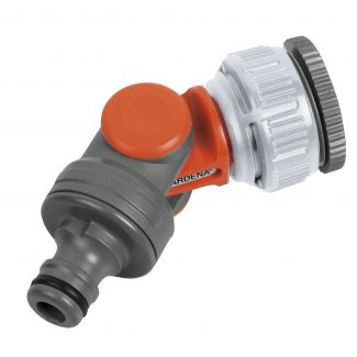 Gardena Angled Tap Connector (2999)