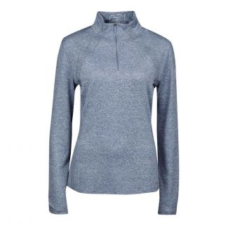 Dublin Ladies Maddison Long Sleeve Technical Airflow 1/4 Zip Top - Chelford Farm Supplies
