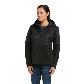 Ariat Ladies Rebar Cloud 9 Insulated Jacket
