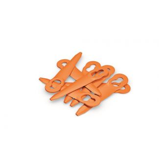 Stihl Plastic Blades for PolyCut 2-2 8 Pack - Cheshire, UK
