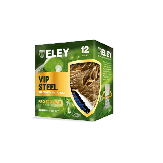 Eley Hawk VIP Steel Pro 12 Gauge 32 Gram Eco Wad Shotgun Cartridge - Cheshire, UK