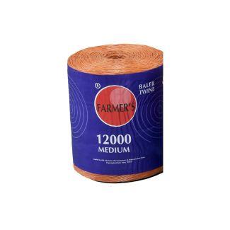 Farmer's Medium Baler Twine 12000