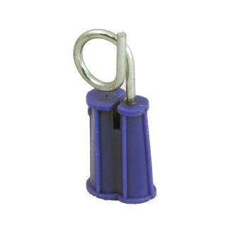Rutland Round Post Pigtail Insulator 10 Pack