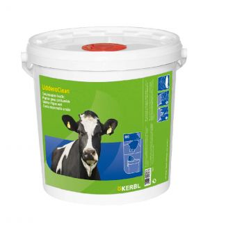 Kerbl Udder Wipes - Chelford Farm Supplies
