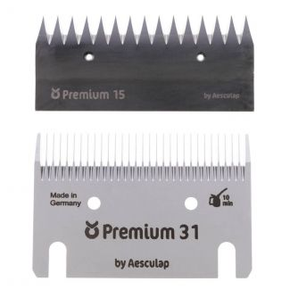 Aesculap Clipper Blade Set 31/15 - Chelford Farm Supplies