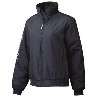Ariat Ladies Waterproof Stable Jacket Navy