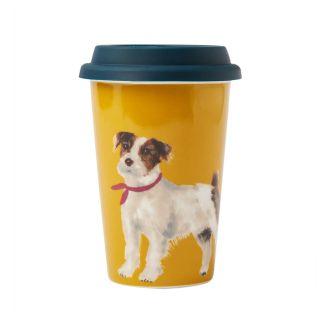 Joules Ceramic Travel Mug
