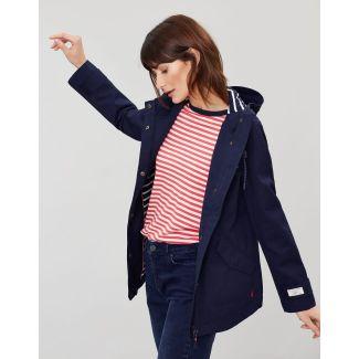 Joules Ladies Coast Waterproof Coat