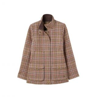 Joules Ladies Fieldcoat Tweed Jacket