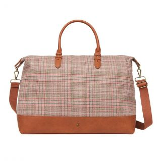 Joules Fulbrook Tweed Holdall Bag - Chelford Farm Supplies