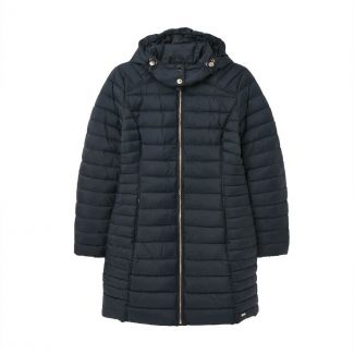 Joules Ladies Canterbury Long Padded Coat - Chelford Farm Supplies