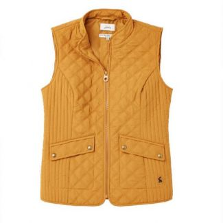 Joules Ladies Minx Quilted Gilet