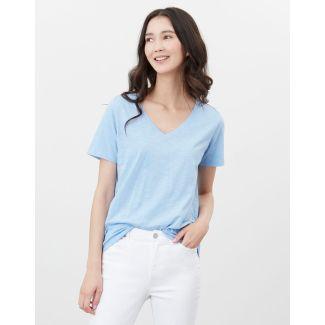 Joules Ladies Celina V Neck T-Shirt