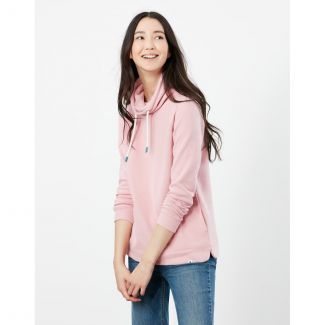 Joules Ladies Nadia Ribbed Sweatshirt