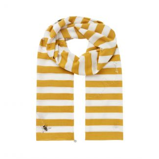 Joules Ladies Eco Conway Lightweight Printed Scarf