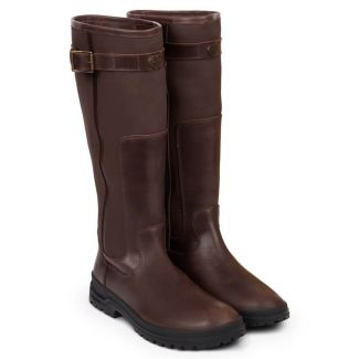 Le Chameau Jameson Leather Country Boot
