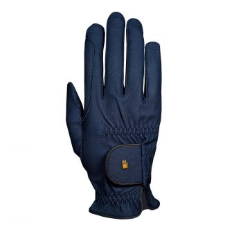 Roeckl Winter Chester Riding Gloves Navy - Cheshire, UK