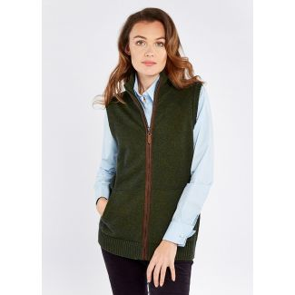 Dubarry Ladies Sheedy Knit Gilet