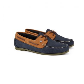 Dubarry Ladies Aruba Two-Eye Deck Shoe