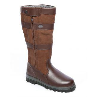 Dubarry Mens Wexford Country Boots Walnut